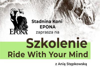 Szkolenie Ride With Your Mind z Anią Stępkowską